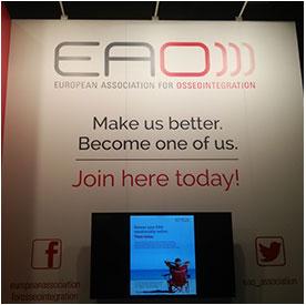 ヨーロッパ・オッセオインテグレーション協会 イタリア・ローマ 2014年